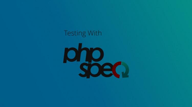Тестируем с PhpSpec